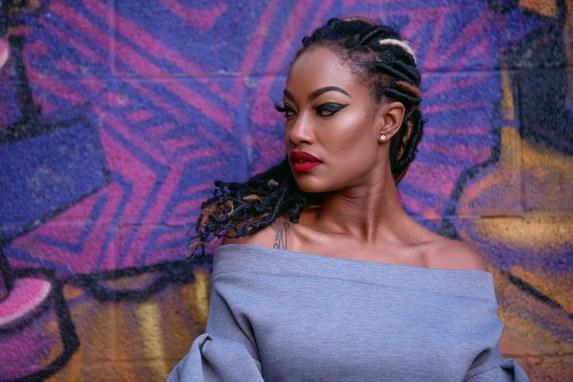 Nikki Chachere beauty shot