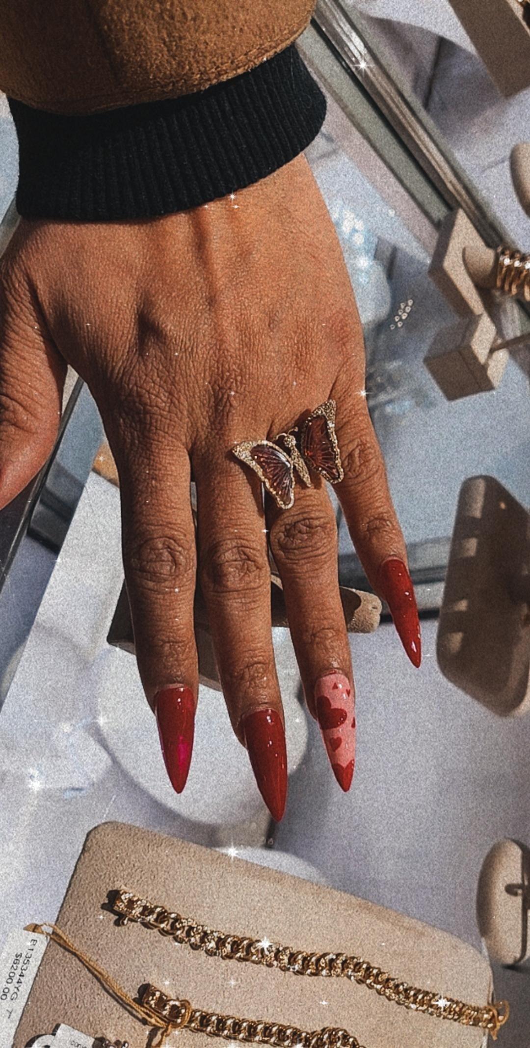 Butterfly ring kastel jewelry